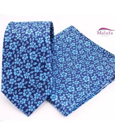 Azul Flores Celestes