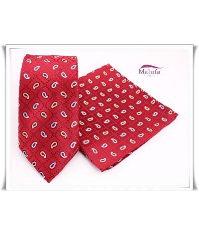 Rojo Paisley