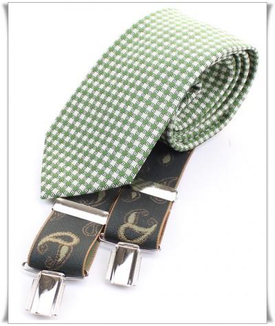 Cuadros Vichy Verde