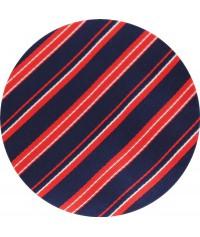 Azul/Rojo y Tirante Rojo Liso