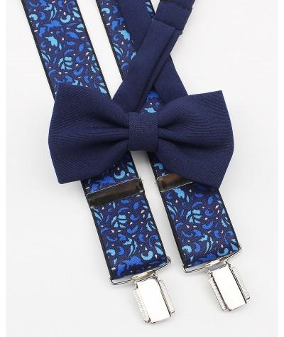 Brocado Azul, Pajarita Azul