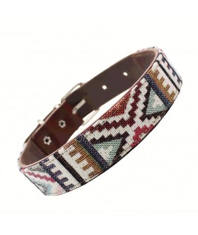 Collar Perro Etnico