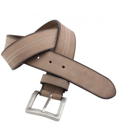 Cinturón  Piel Color Natural