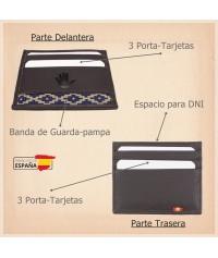 Tarjetero Guarda-Pampa