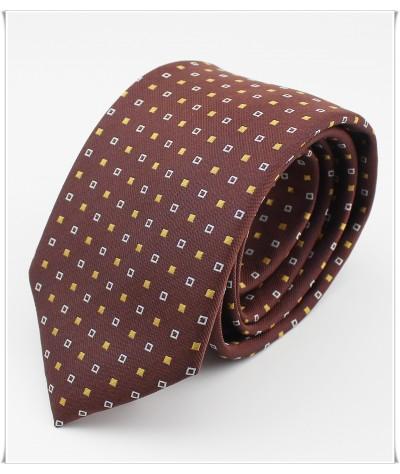 marrón geométrico